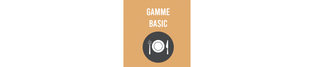 Gamme basic